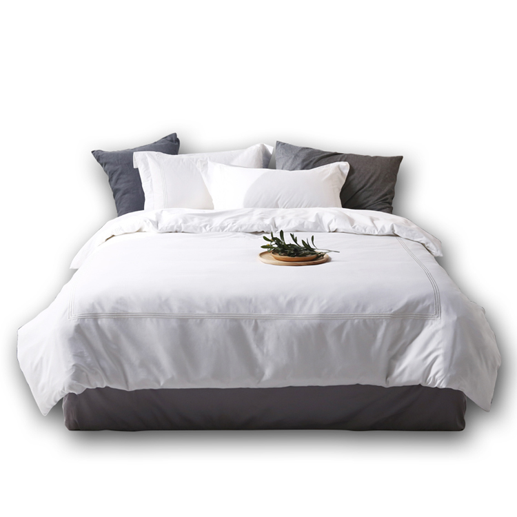 Hotel Embroidered Bedding Set