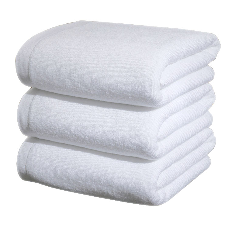 21S Plain Bath Towel Sets | Economy Hotel Towels | Wholesales Towels