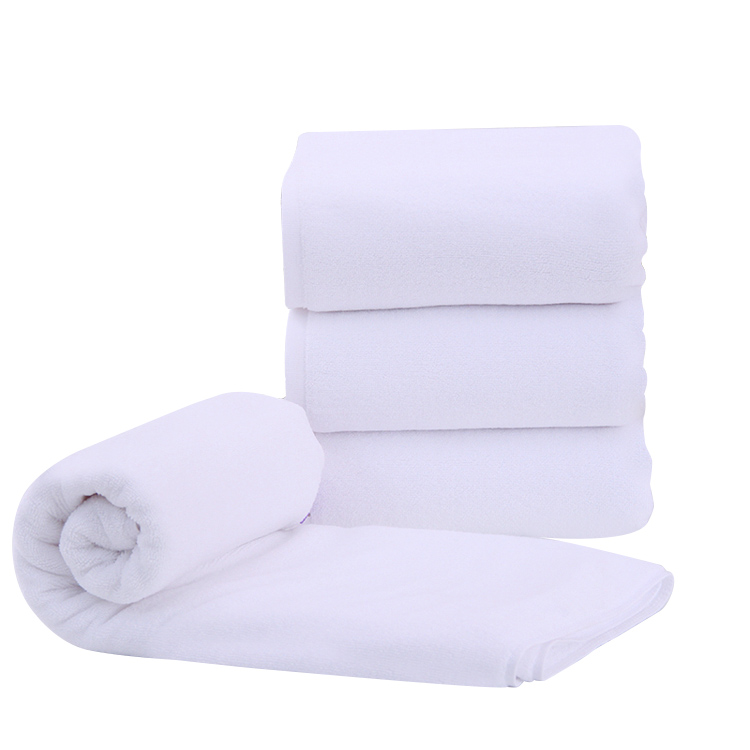 Wholesale 32S Plain Bath Towel Set