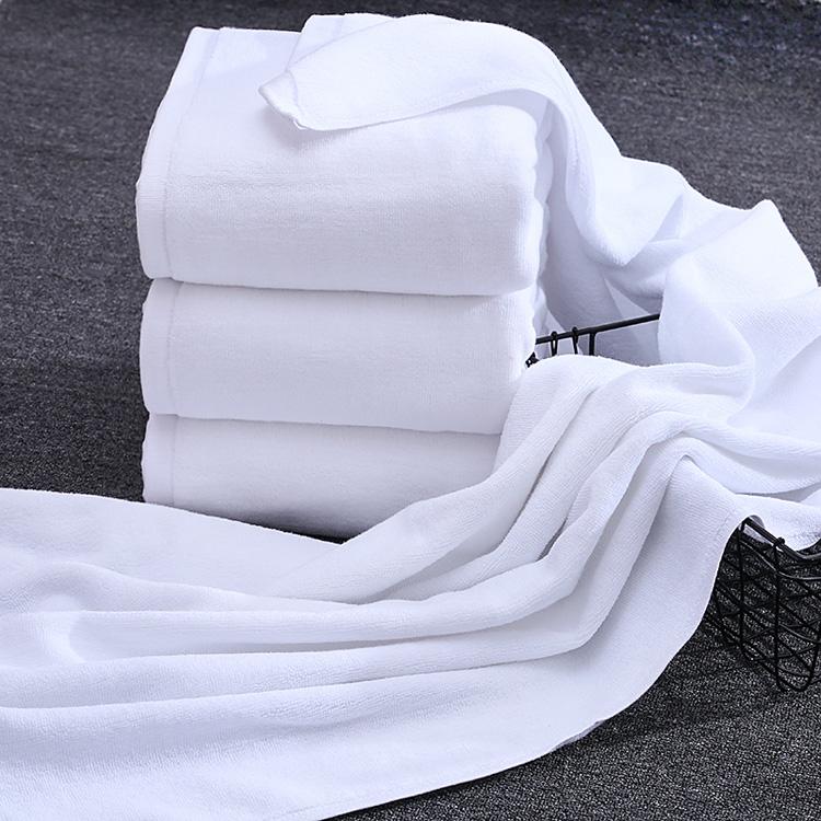 Wholesale 32S Plain Bath Towel Set
