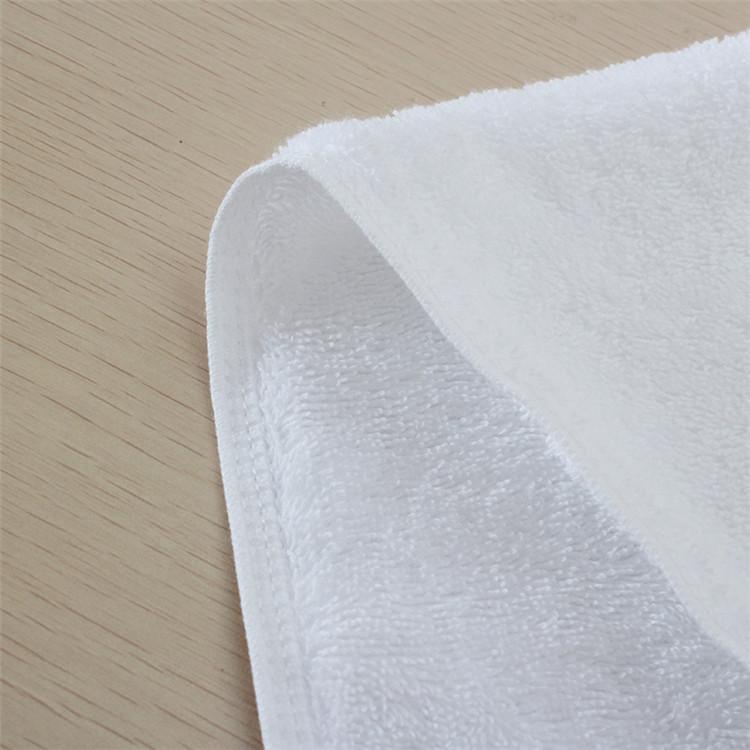 100% Cotton Hotel 16S Terry Jacquard Bath Towel