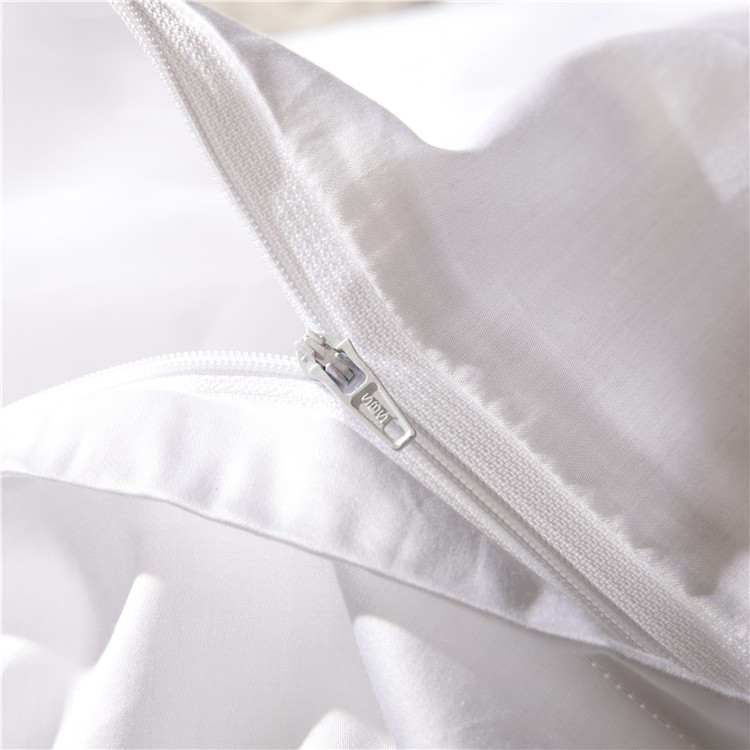 Satin Stitch Hotel Bedding Set