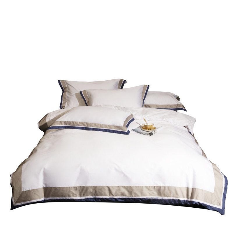 Cotton Patchwork Bedding Set