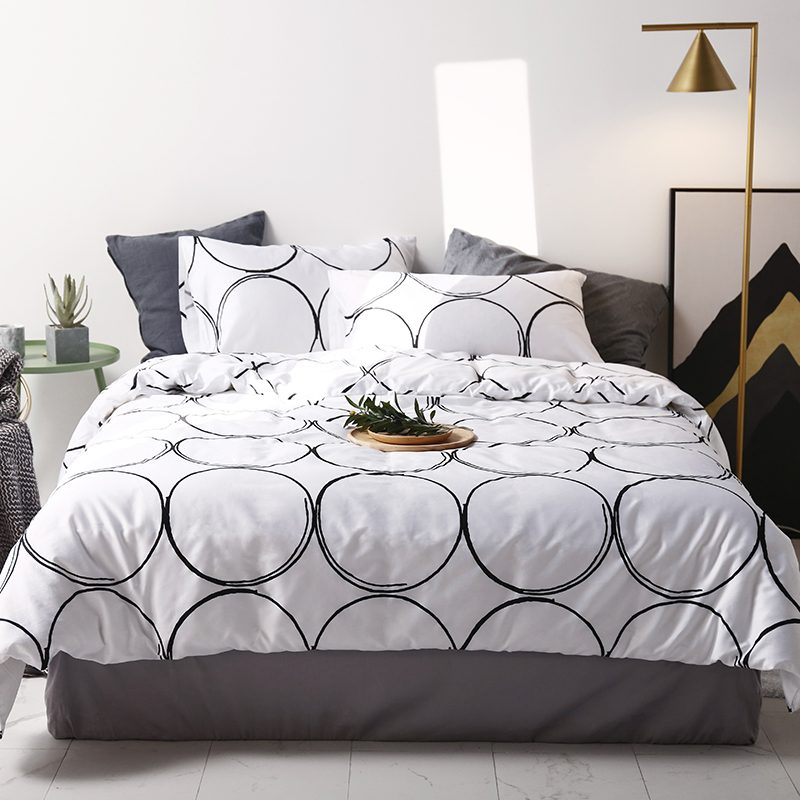 Cotton Printed Duvet Covers