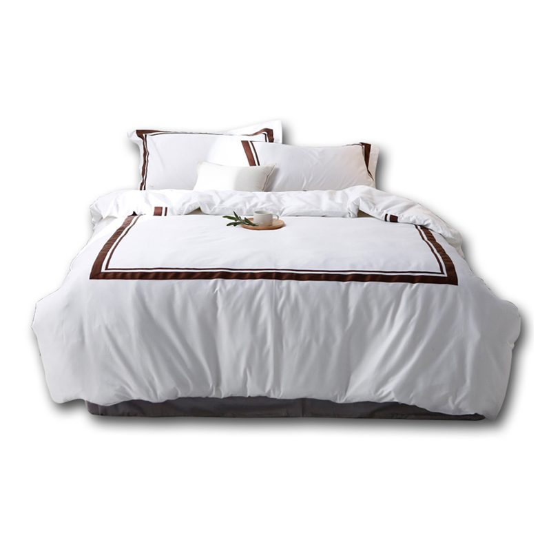 Cotton Satin Bedding Set