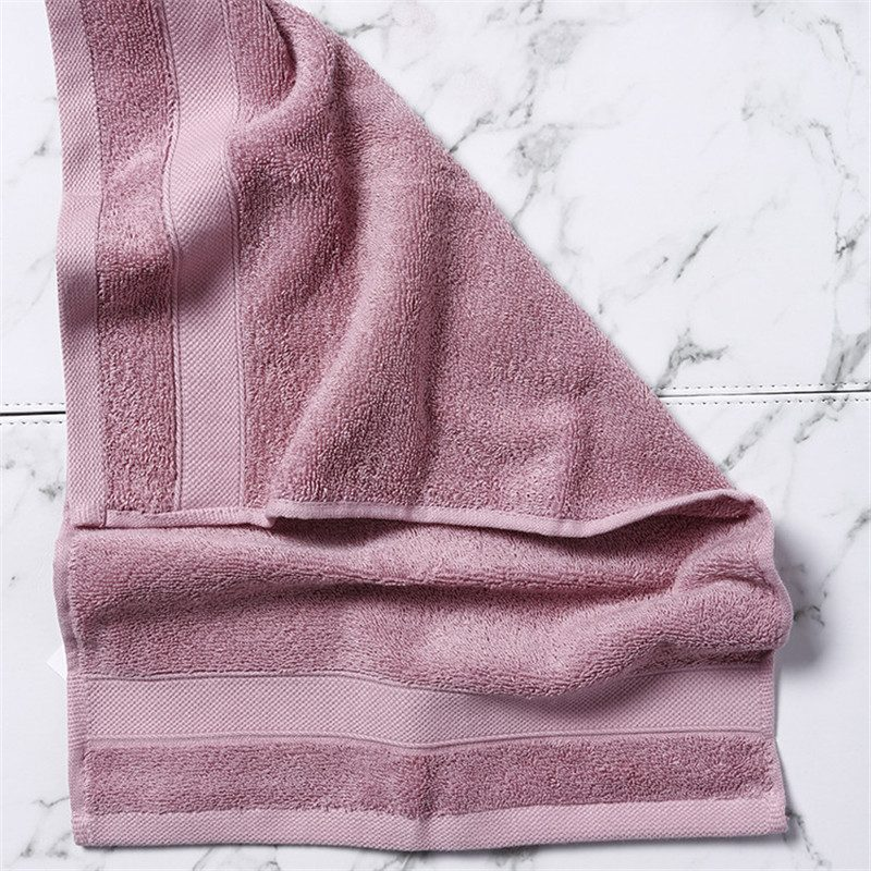 Dyed Towel Set