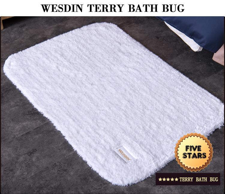 Terry Cotton Bath Rug
