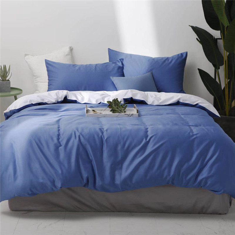 Yarn Dyed Duvet Cover Set