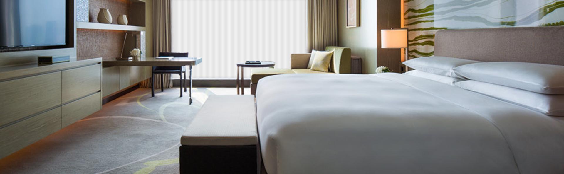 KWSD hotel room