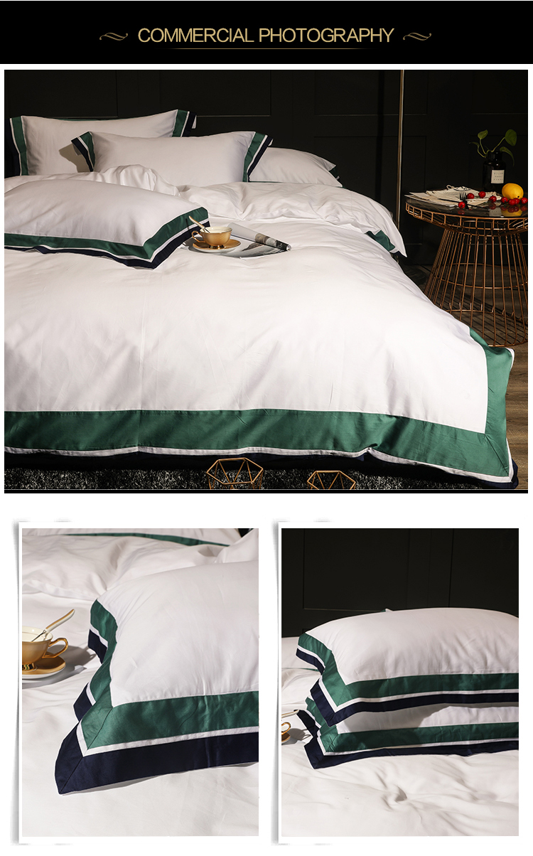 Cotton Bed Sheets Set