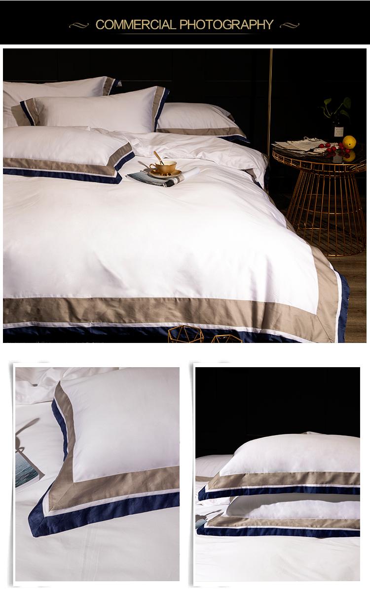 Cotton Patchwork Bedding Set