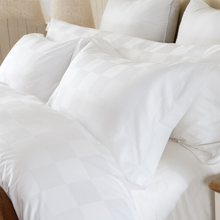 Jacquard pillowcase
